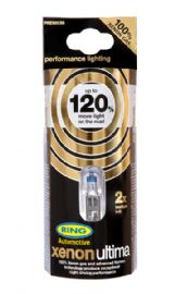 RING XENON ULTIMA WITH FREE SIDE LIGHT BULBS